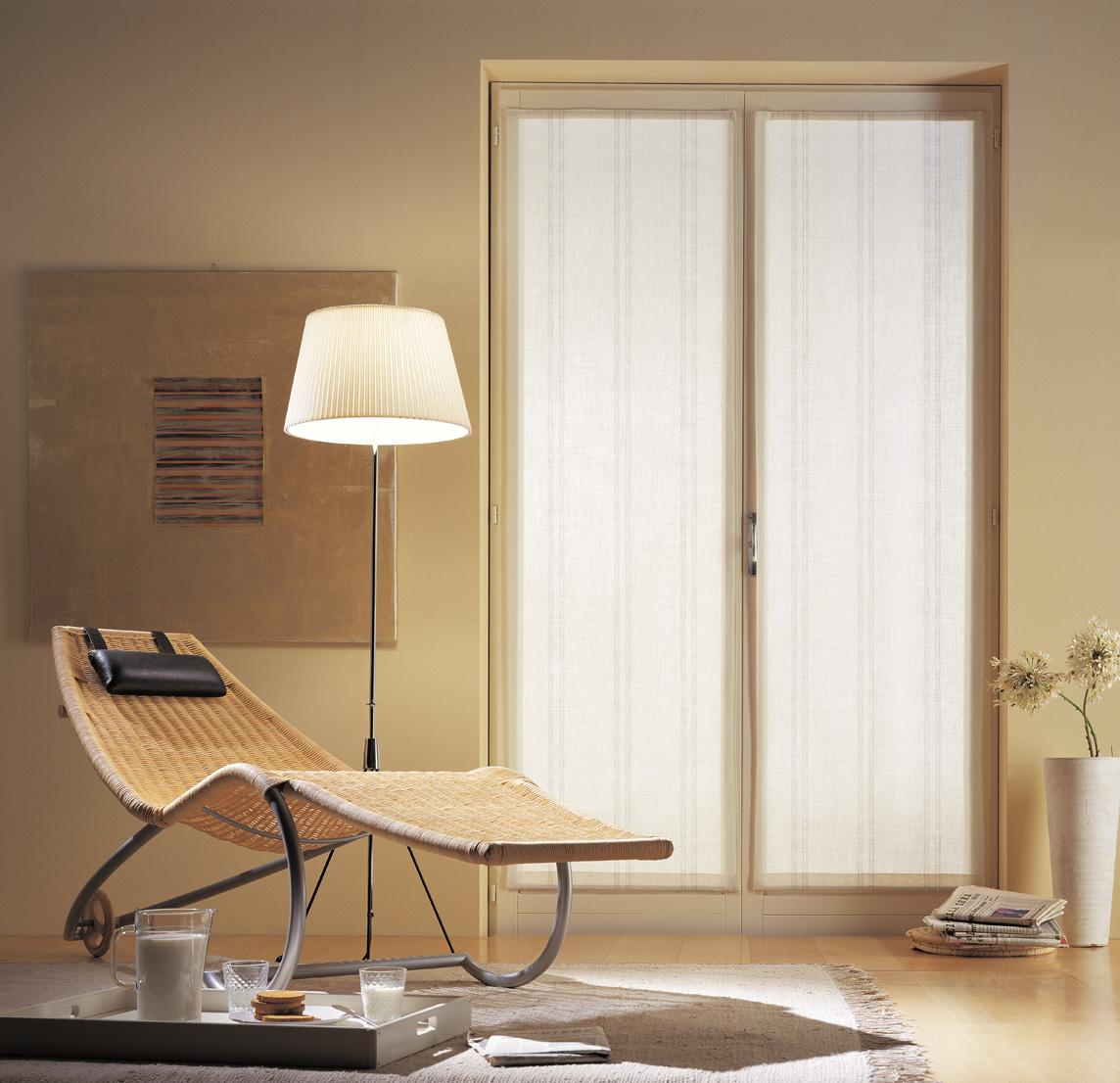 Tende a vetro massalongo tende e tendaggi a verona e provincia - Tende da finestra a vetro ...